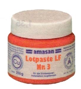 Picture of Amasan soldeerpasta LF voor het zachtsolderen van soldeerfittingen