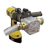 Afbeelding van Impellerpomp met boormachine adapter