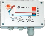 Afbeelding van TA ANS21 solar controller