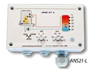 Picture of TA ANS21-L houtkachel controller