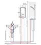 Picture of Clage doorstroomverwarmer DEX NEXT