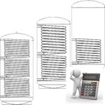 Afbeelding van Berekening boiler-douchetijd