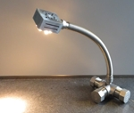 Afbeelding van 10 Watt LED design lamp van RVS fittingen