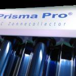 Afbeelding van set: 'M18HPCPC-300' - Zonneboiler met 18 buis CPC collector en 300 liter solarboiler