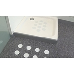 Afbeelding van Slipbescherming voor douche en ligbad