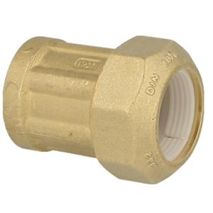 Picture of Knelkoppeling voor PE, PVC buizen draadaansluiting  IS