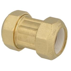 Picture of Knelkoppeling voor PE, PVC buizen Koppelstuk