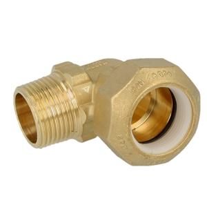 Picture of Knelkoppeling voor PE, PVC buizen Haakse koppeling US