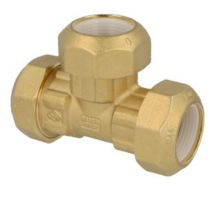 Picture of Knelkoppeling voor PE, PVC buizen T-stuk