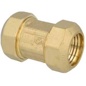 Picture of Knelkoppeling voor PE-buizen met MS ring, koppelstuk