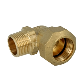 Picture of Knelkoppeling voor PE-buizen met MS ring, haaks koppelst. US