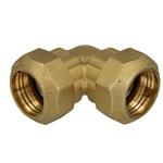 Afbeelding van Knelkoppeling voor PE-buizen met MS ring, haaks koppelst.