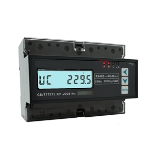 Picture of kWh meter met Modbus RS485
