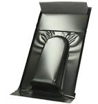 Afbeelding van Dak-kabelinvoer type universeel metalen uitvoering