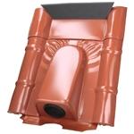 "Afbeelding van Dak-kabelinvoer type ""beton"" rood"