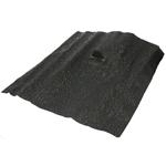 Afbeelding van Klöber® Solar-manchet Easy-Form 450 x 450 mm zwart