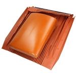 Afbeelding van Klöber® universele ventilatie Venduct DN 100 rood
