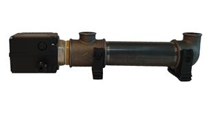 Picture of CV - doorstroom verwarmer - model G2