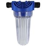 """Afbeelding van Voorfilter voor drinkwaterinstallaties 1"""" IS 60 micron"""