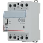 Afbeelding van CX3 installatiebescherming 40 A, zonder bromgeluid, 4 NO contacten